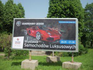 Billboard reklamowy Wałbrzych
