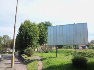 Billboard reklamowy Szczawno-Zdrój